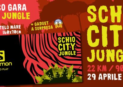 Schio Night City Ultra Jungle